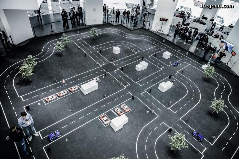 Audi forum ingolstadt avus restaurant