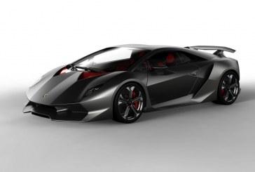 Lamborghini Sesto Elemento : Une voiture extrêmement légère en fibre de carbone pour des performances et une maniabilité sensationnelles