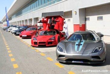 Présentation du pneu Michelin Pilot Super Sport à Dubai - 18 novembre 2010