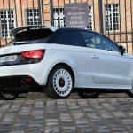 Essai de l'Audi A1 quattro – un futur collector