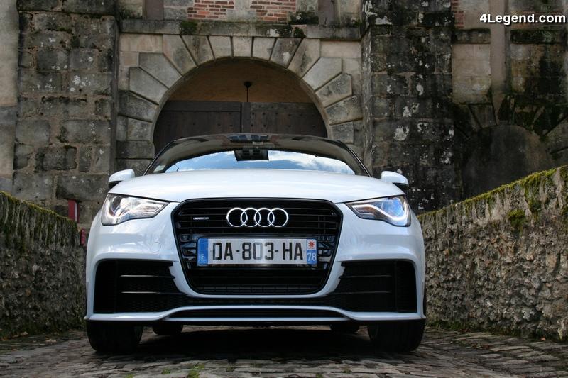 Essai De L Audi A1 Quattro Un Futur Collector 4legend Com Audipassion Com
