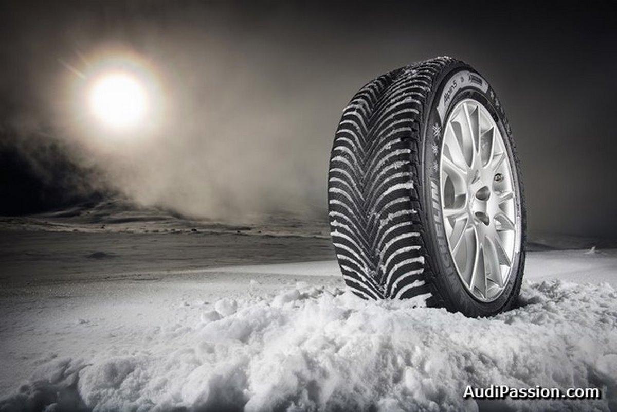 Pneu Michelin Alpin 5 - Deux technologies fondamentales au service de la performance hivernale