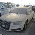Dubaï – des milliers de voitures de luxe abandonnées et mises en vente