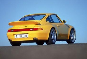 Porsche 911 Carrera RS (Type 993) – Produit de 1995 à 1996 à 1 014 exemplaires