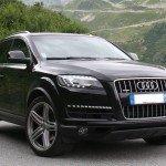 Balade au Col de la Furka en Suisse en Audi Q7 – Une des plus belles routes du Monde