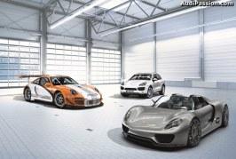 Porsche, pionnier de l'hybride depuis 114 ans