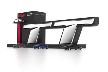 Mondial de l'Automobile : Audi France présente le jeu inédit sur Twitter, #Audi #dareTT