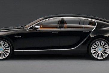 Bugatti 16C Galibier – Un concept car Bugatti à 4 portes