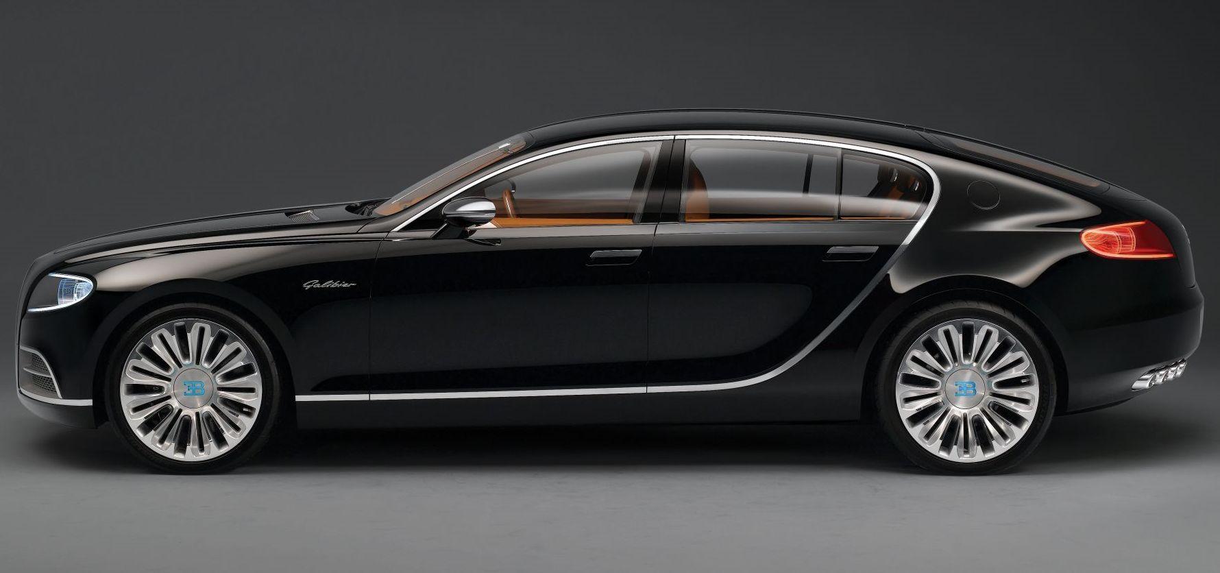 Bugatti 16c Galibier Un Concept Car Bugatti 224 4 Portes 4legend Com Audipassion Com