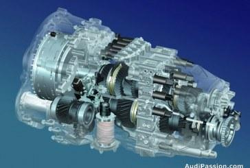 Bugatti Veyron – Première boîte à double embrayage et sept vitesses au monde