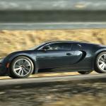 Bugatti a présenté la Veyron Super Sport à la presse européenne en Andalousie