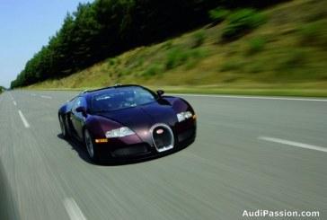 La Bugatti Veyron devient une voiture de sport qui cumule tous les superlatifs