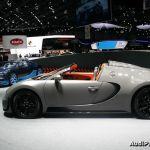 Genève 2012 – Première mondiale de la Bugatti Veyron 16.4 Grand Sport Vitesse – Le cabriolet le plus rapide de tous les temps