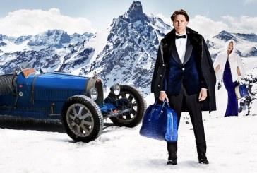 Bugatti présente la nouvelle campagne publicitaire pour sa collection « EB – Ettore Bugatti »