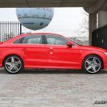 Essai Audi A3 Limousine 2.0 TDI 150 ch Ambition Luxe S line