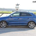 Essai de l'Audi RS Q3 – le SUV sportif par Audi