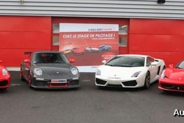Rencontre essais auto entre blogueurs par Michelin & Sport Auto