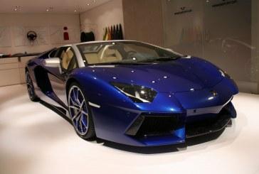 Nouveau programme de personnalisation Lamborghini AD Personam à Genève 2014 – Lamborghini Aventador Roadster LP 700-4