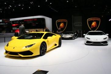 Lamborghini Huracán LP 610-4 à Genève 2014