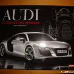 Livre «Audi, La légende des anneaux» – Edition EPA