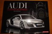 """Livre """"Audi, La légende des anneaux"""" – Edition EPA"""