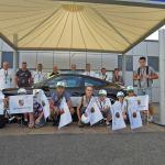 La Porsche Carrera Cup France s'engage aux côtés des enfants hospitalisés