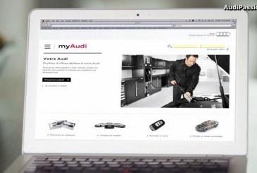 Audi France lance la prise de rendez-vous service on-line