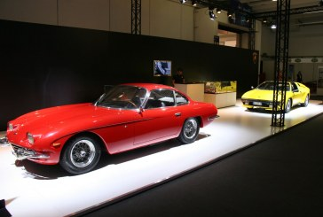 Techno Classica 2014 – 50 ans de Lamborghini 350 GT – Lamborghini Jalpa