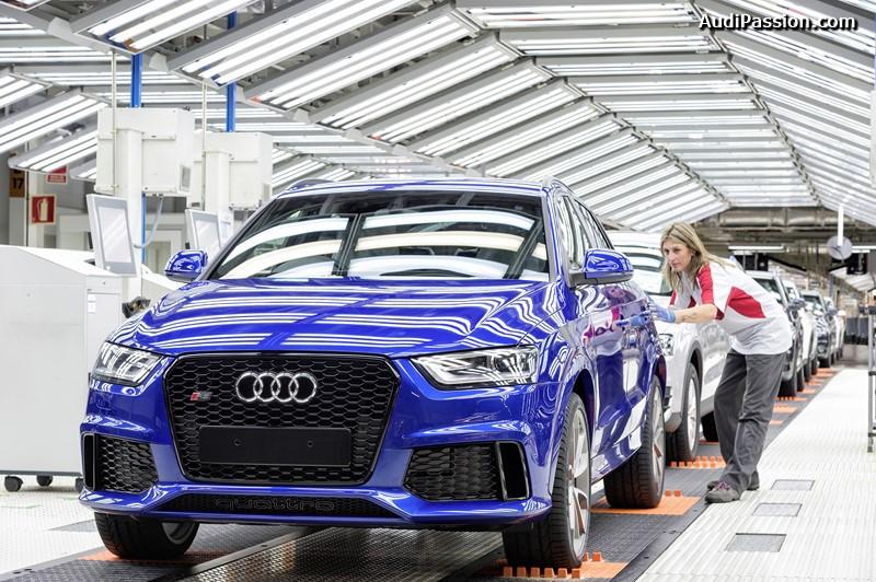 Audi-Standort Martorell, Spanien: