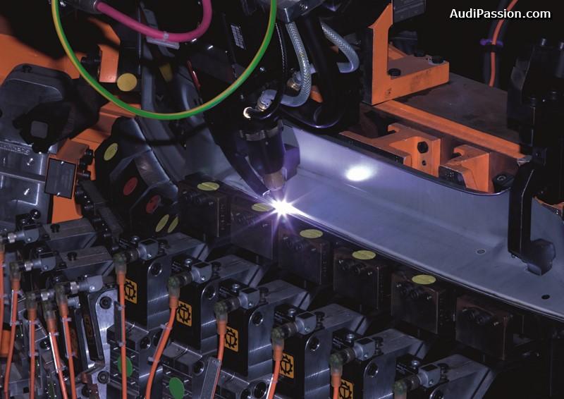 Audi A1: Das Werk Bruessel