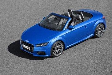 Nouvelles Audi TT Roadster et Audi TTS Roadster