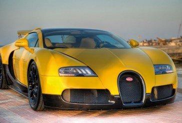 Bugatti Veyron 16.4 Grand Sport – Le cabriolet le plus rapide au monde au Qatar Motor Show 2012