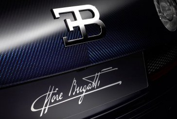 Bugatti célèbre la première mondiale de la dernière Bugatti Légende « Ettore Bugatti » à Pebble Beach