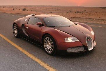 Un client européen devient propriétaire de la dernière Bugatti Veyron 16.4