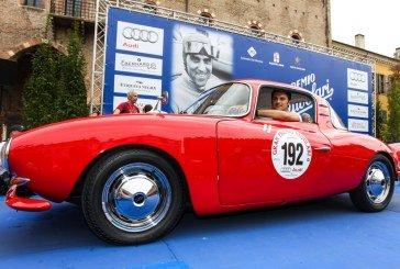 Marco Bonanomi a participé au Gran Premio Nuvolari avec une DKW Monza