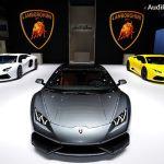 Live Beijing 2014 – Lamborghini Aventador Nazionale & Lamborghini Huracán