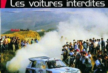 Livre Audi – Groupe B, les voitures interdites – ETAI