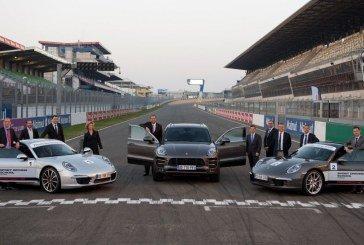 Un Porsche Experience Center (PEC) sur le circuit du Mans – Inauguration prévue en 2015