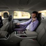 Audi et Cinq S développent un service de voiture avec chauffeur