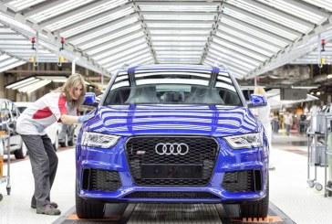 La fabrication d'une Audi de A à Z - L'Audi RS Q3 à l'usine de Martorell