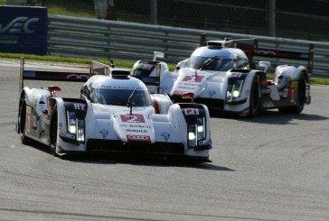 WEC - Doublé Audi à Austin au Texas (USA) - 4 et 5ème place pour Porsche