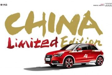 Audi A1 China Limited Edition – Une série limitée à 500 exemplaires pour la Chine