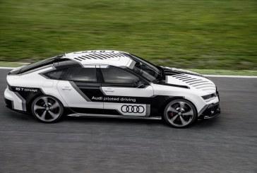 Audi RS 7 piloted driving concept - Audi fait rouler à Hockenheim la voiture autonome la plus sportive du monde
