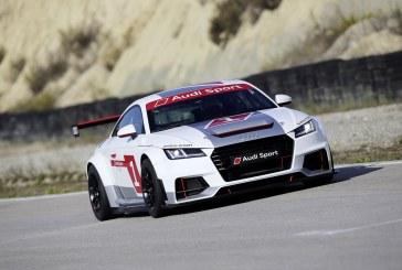 Audi Sport TT Cup - Audi lance un championnat avec la nouvelle TT