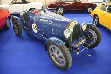 Automédon 2014 – Bugatti Type 35 Grand Prix
