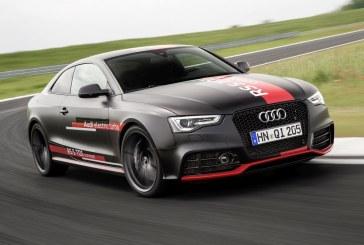 Le compresseur de suralimentation électrique de Valeo équipe l'Audi RS 5 TDI concept