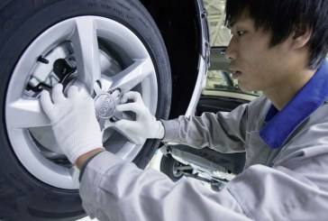 Audi en Chine: une croissance des livraisons de 16 % au cours des trois premiers trimestres