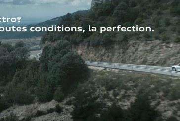 Nouvelle publicité Audi – quattro. En toutes conditions, la perfection.