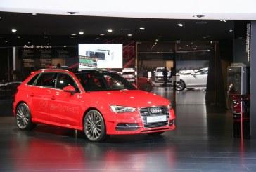Paris 2014 - Audi A3 Sportback e-tron