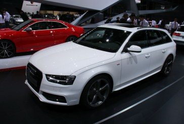 Paris 2014 - Audi A4 Avant